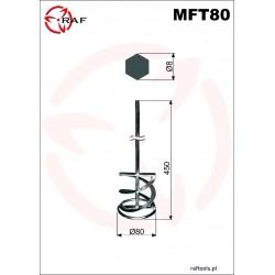 Mieszadło do farb MFT80
