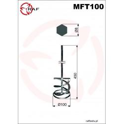Mieszadło do farb MFT100